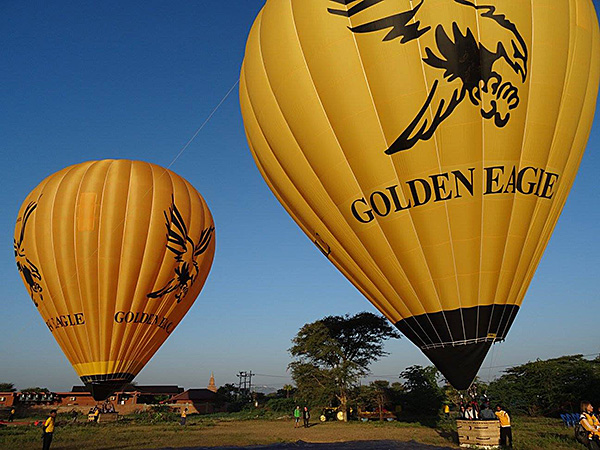 Bagan Ballooning